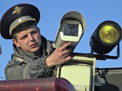 Как узнать месторасположение всех дорожных камер в России
