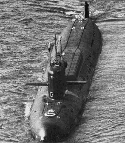 Подводные лодки ВМФ СССР и России. Проект 667А