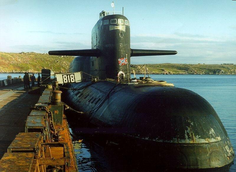 Подводные лодки ВМФ СССР и России. Проект 667Б