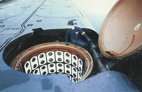 Подводные лодки ВМФ СССР и России. Проект 667БДРМ