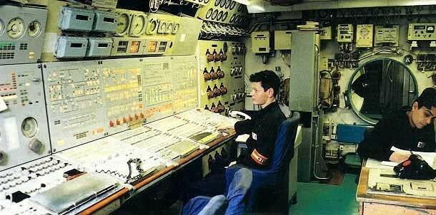 Подводные лодки ВМФ СССР и России. Проект 941