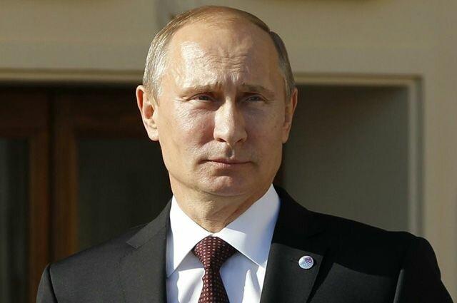 Необычные находки на сайте президента России