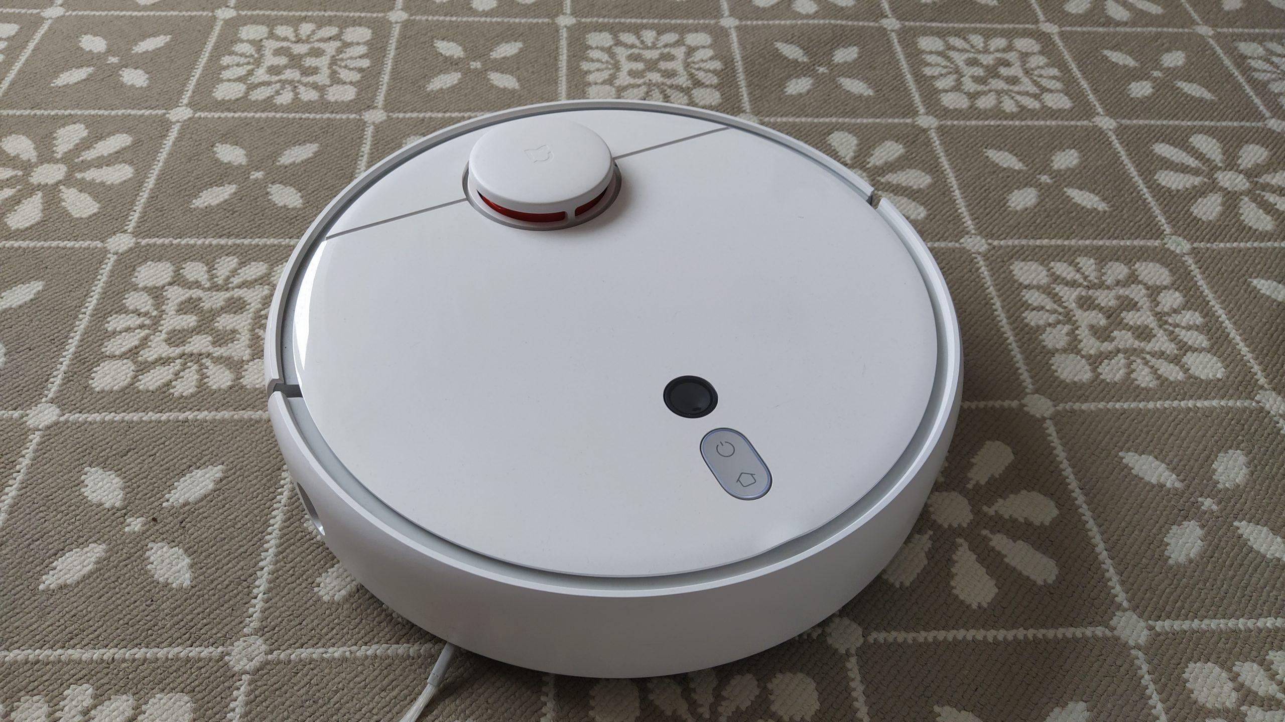 Робот-пылесос Xiaomi Mi Robot Vacuum Cleaner 1S: плюсы и минусы