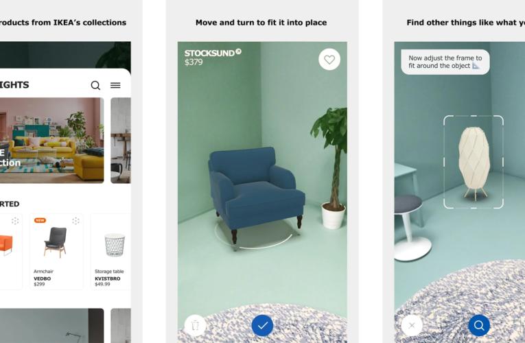 Как «примерить» предметы мебели из IKEA без посещения магазина