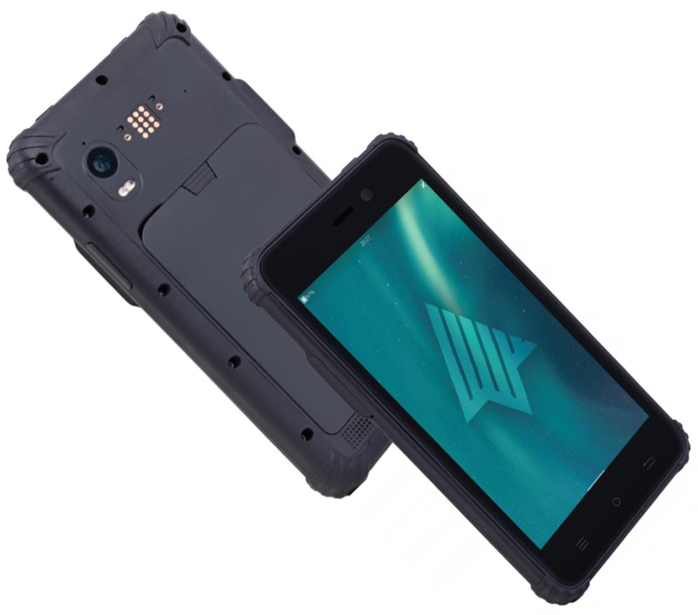 Индустриальный смартфон MIG C55