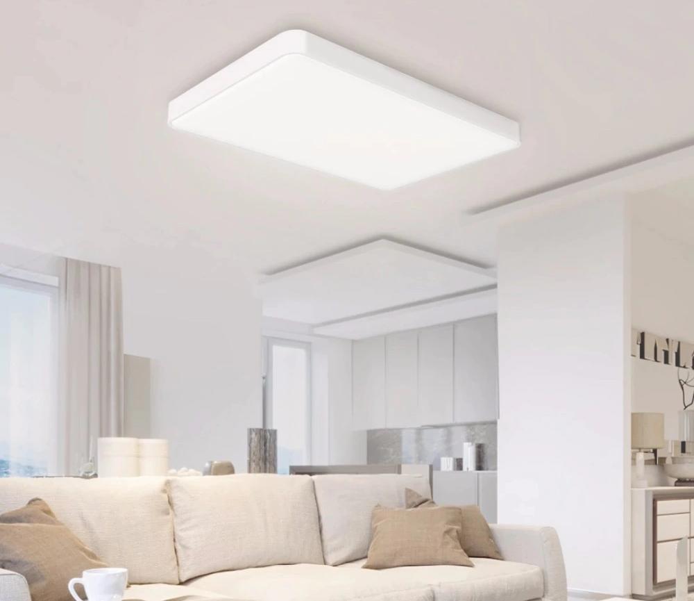Yeelight LED Ceiling Light: решение проблемы с подключением к Mi Home