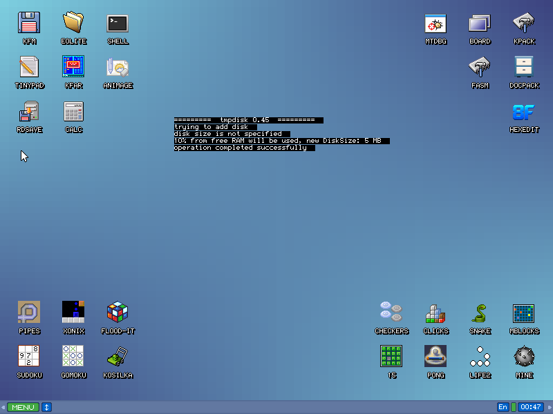 Как запустить MS-DOS, Windows 95/98, FreeBSD, Linux и другие ОС в браузере