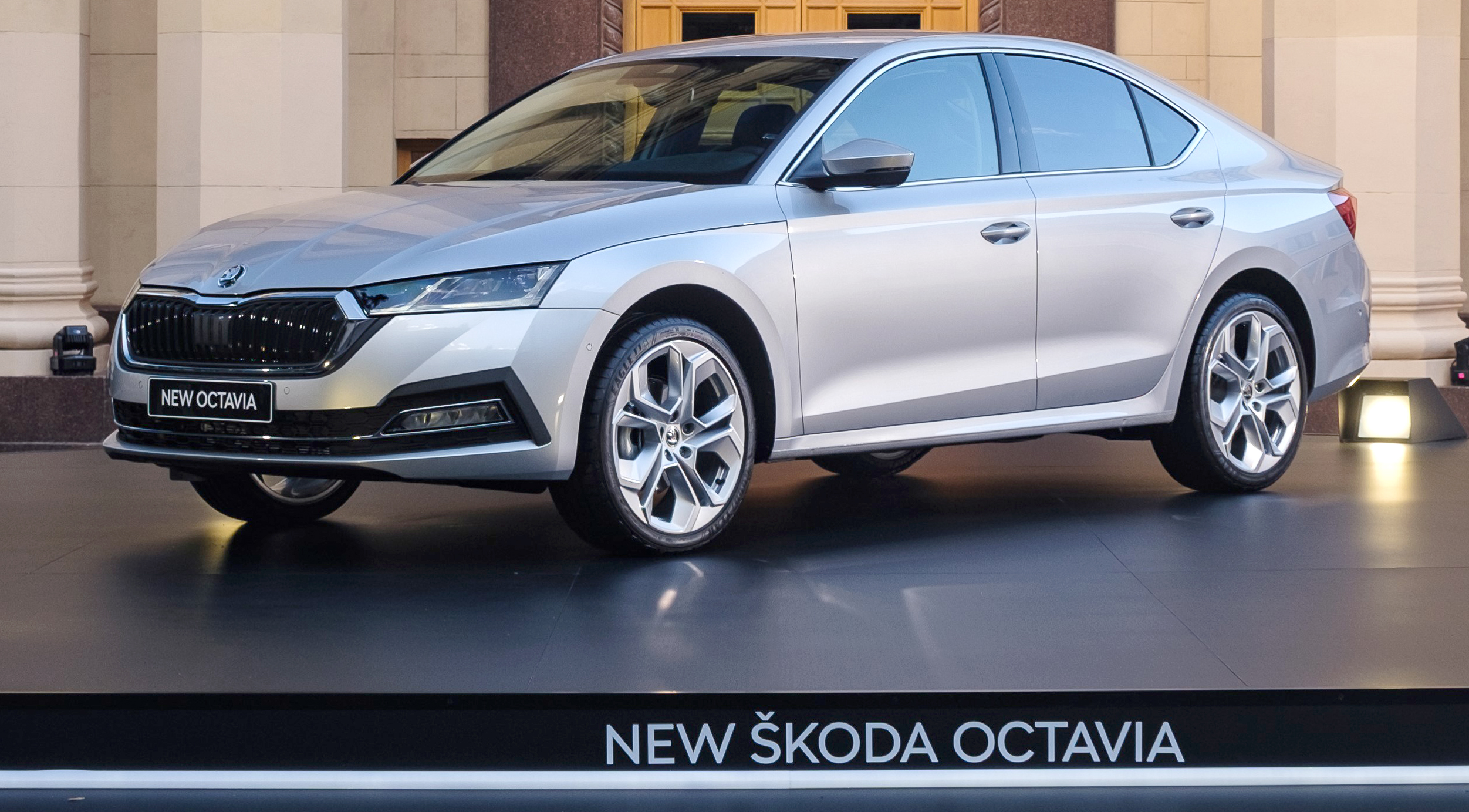 Skoda Auto запустила в Нижнем Новгороде производство новой Octavia