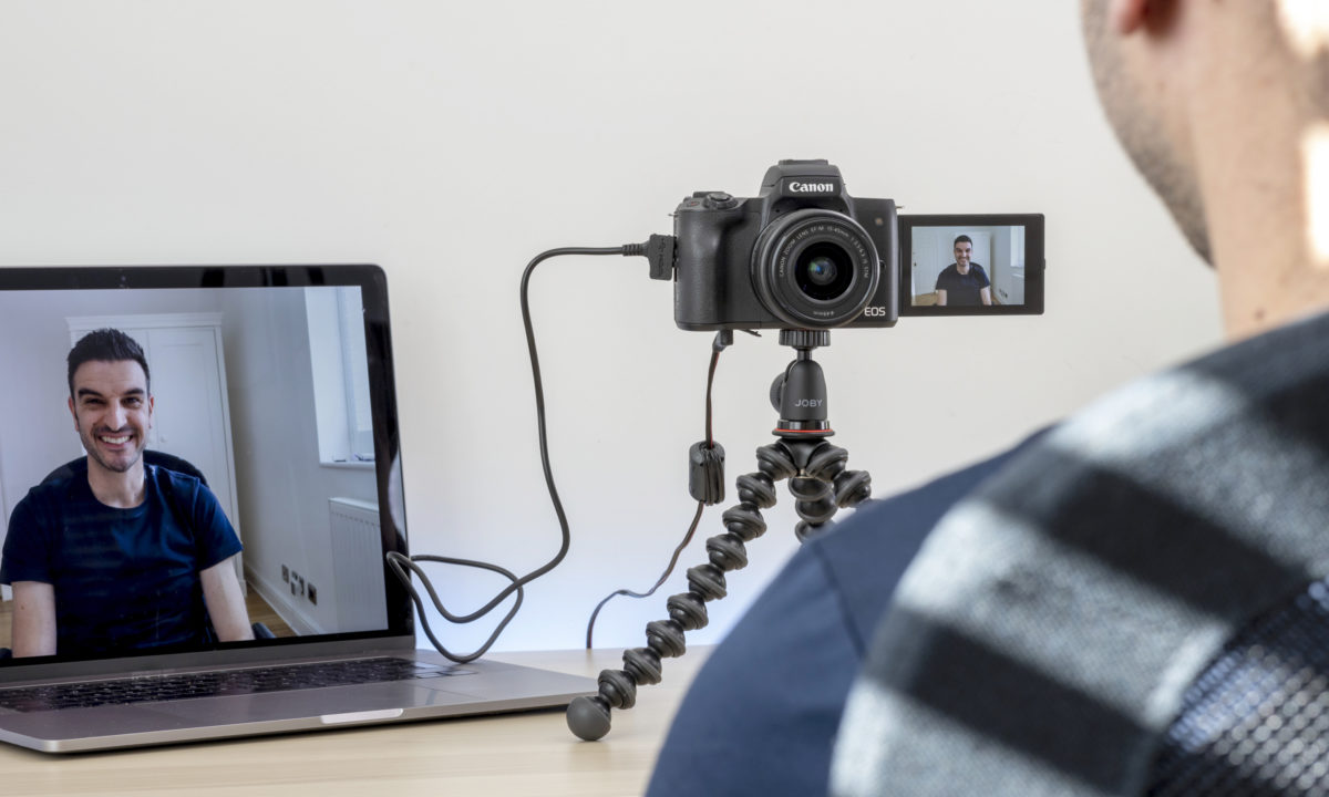 Проще простого: как использовать фотоаппараты Nikon и Canon в качестве веб-камер