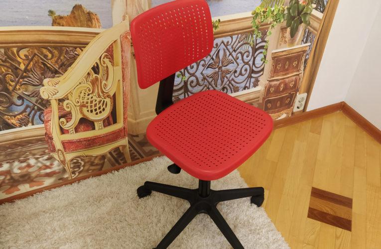 Как отремонтировать стул «ИКЕА Альрик» (IKEA Alrik) в домашних условиях