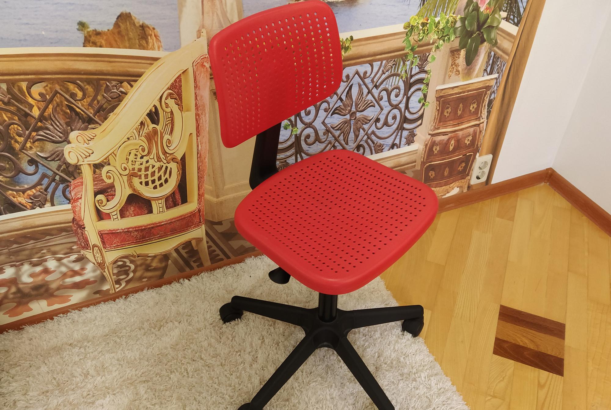 Как отремонтировать стул ИКЕА Альрик (IKEA Alrik) в домашних условиях